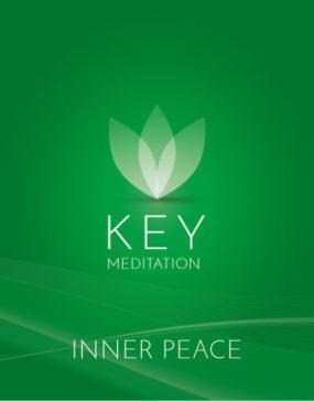 Mit geführter Meditation zu innerem Frieden finden.